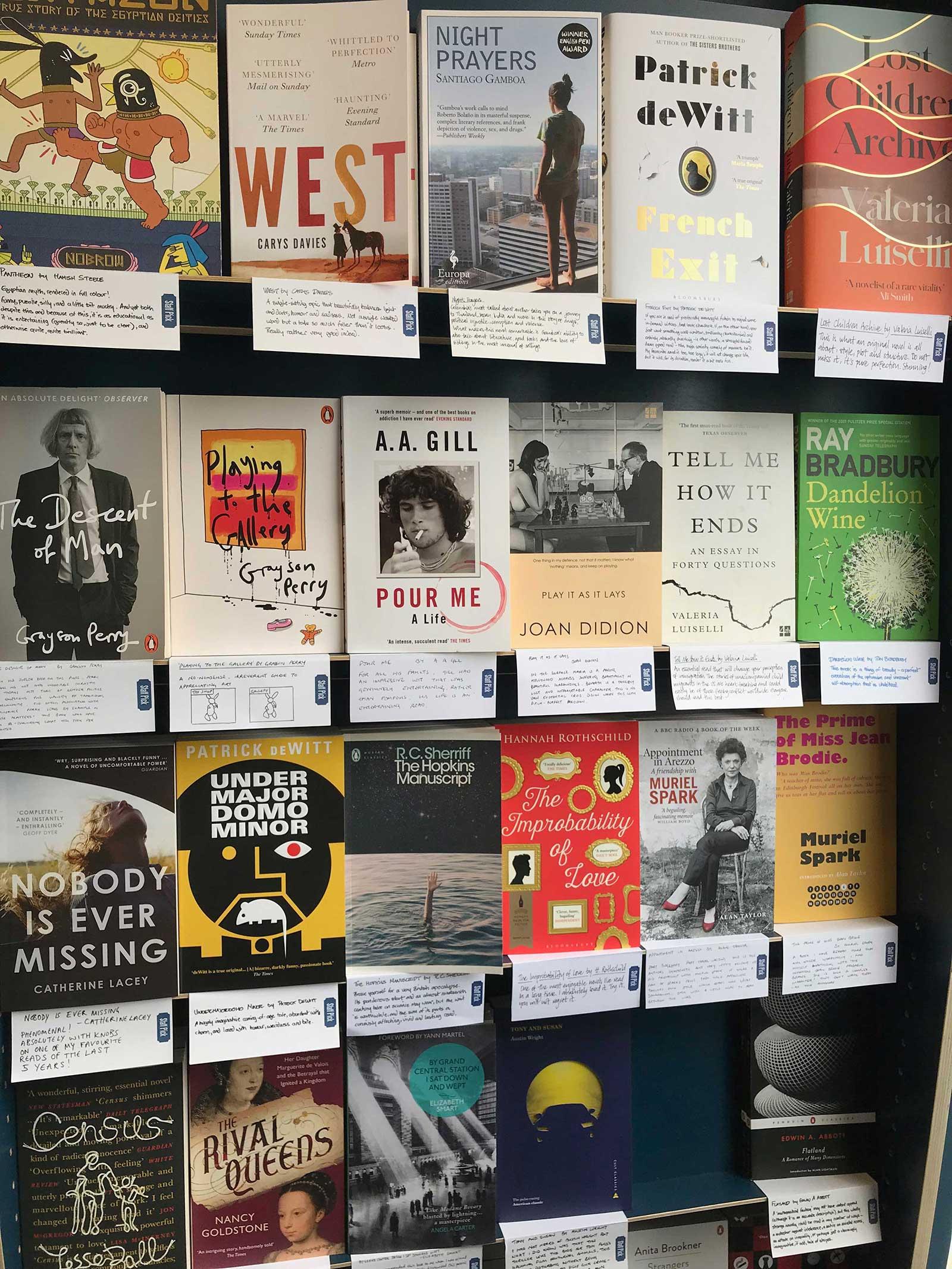 Belgravia Books Bookshop