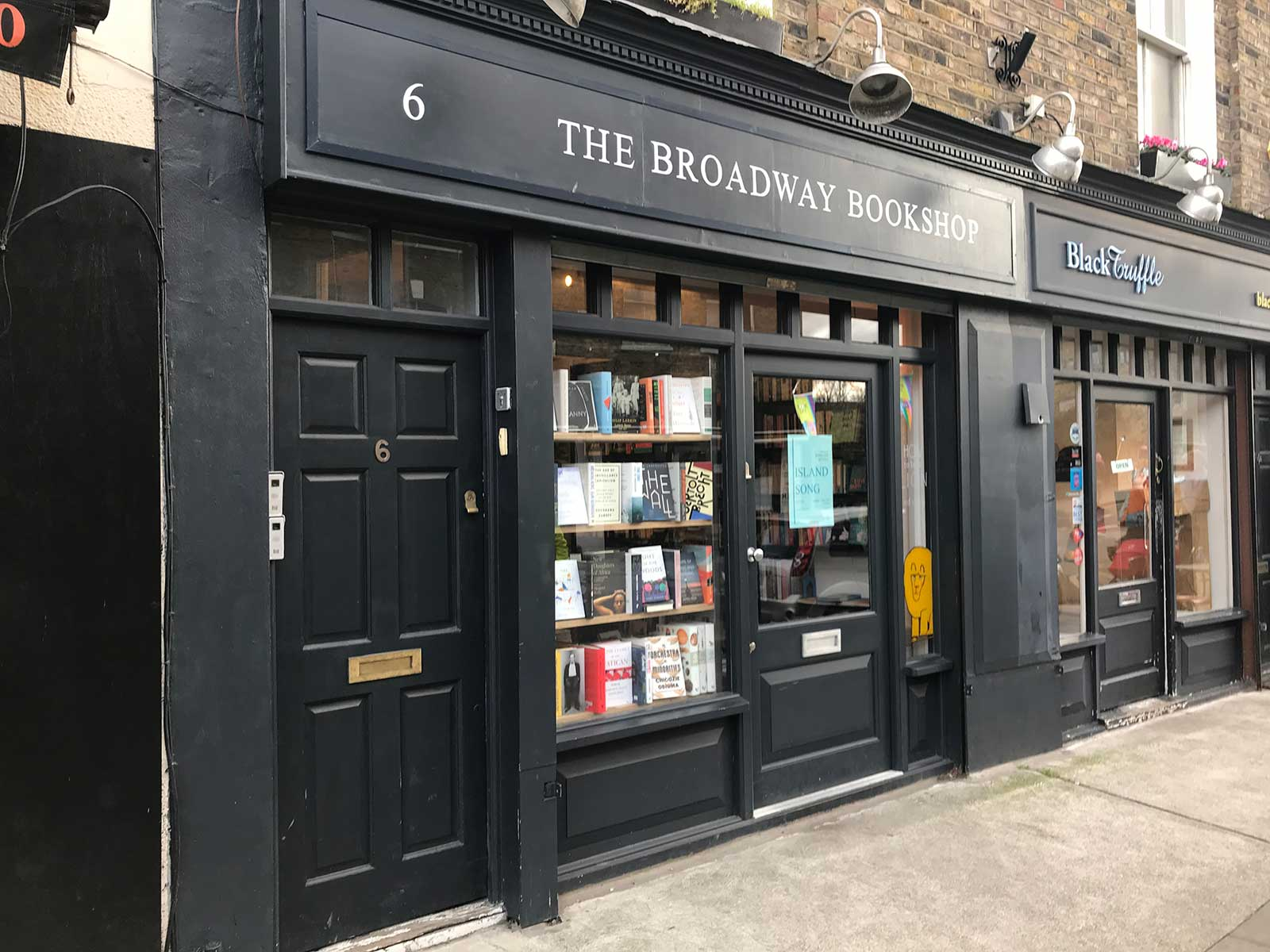 Broadway Bookshop - Shoreditch
