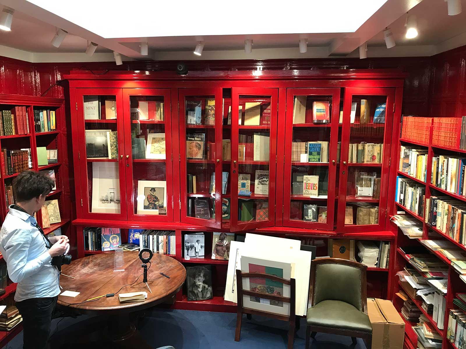 Calder Bookshop and Theatre