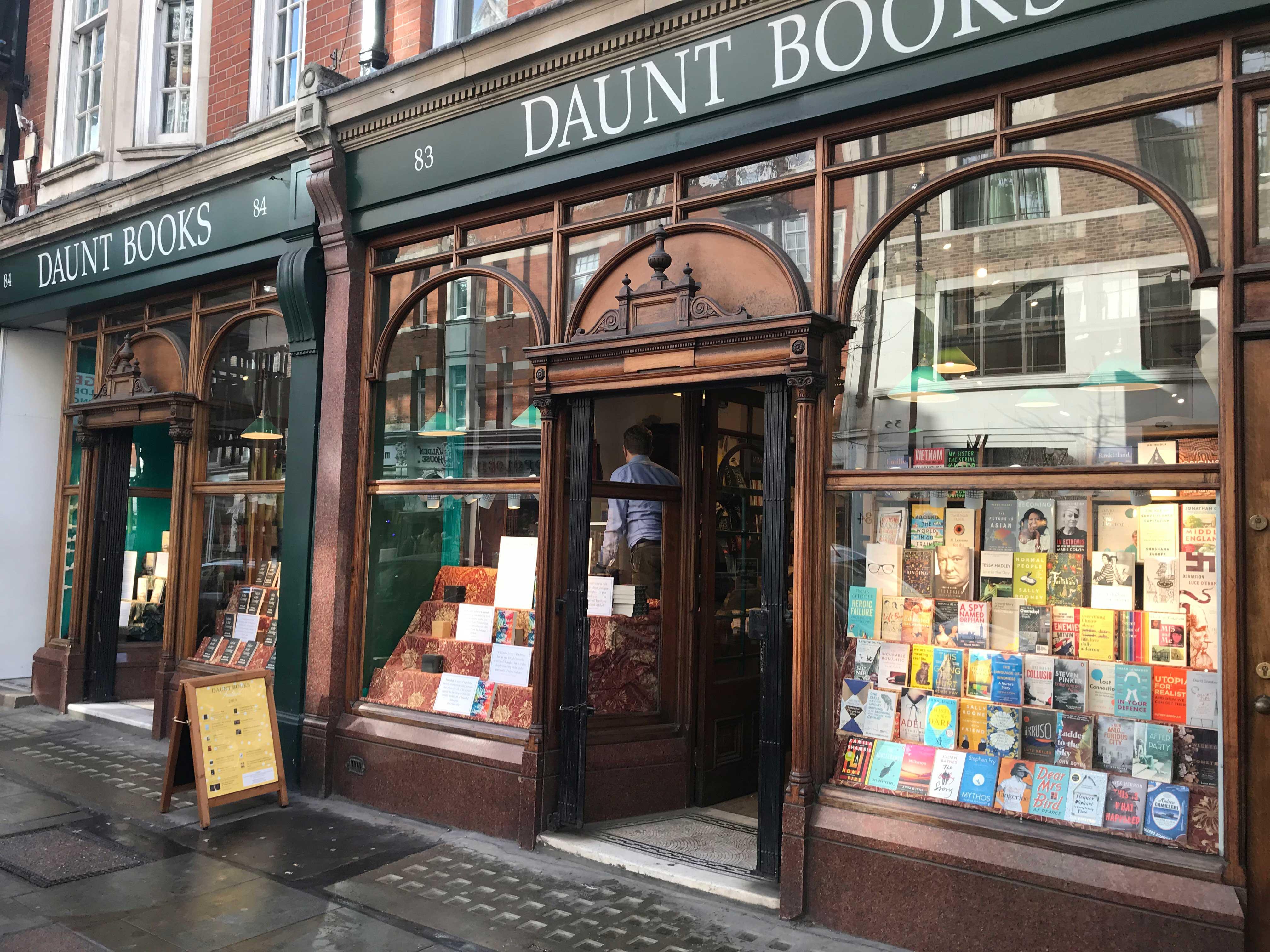 Daun Books