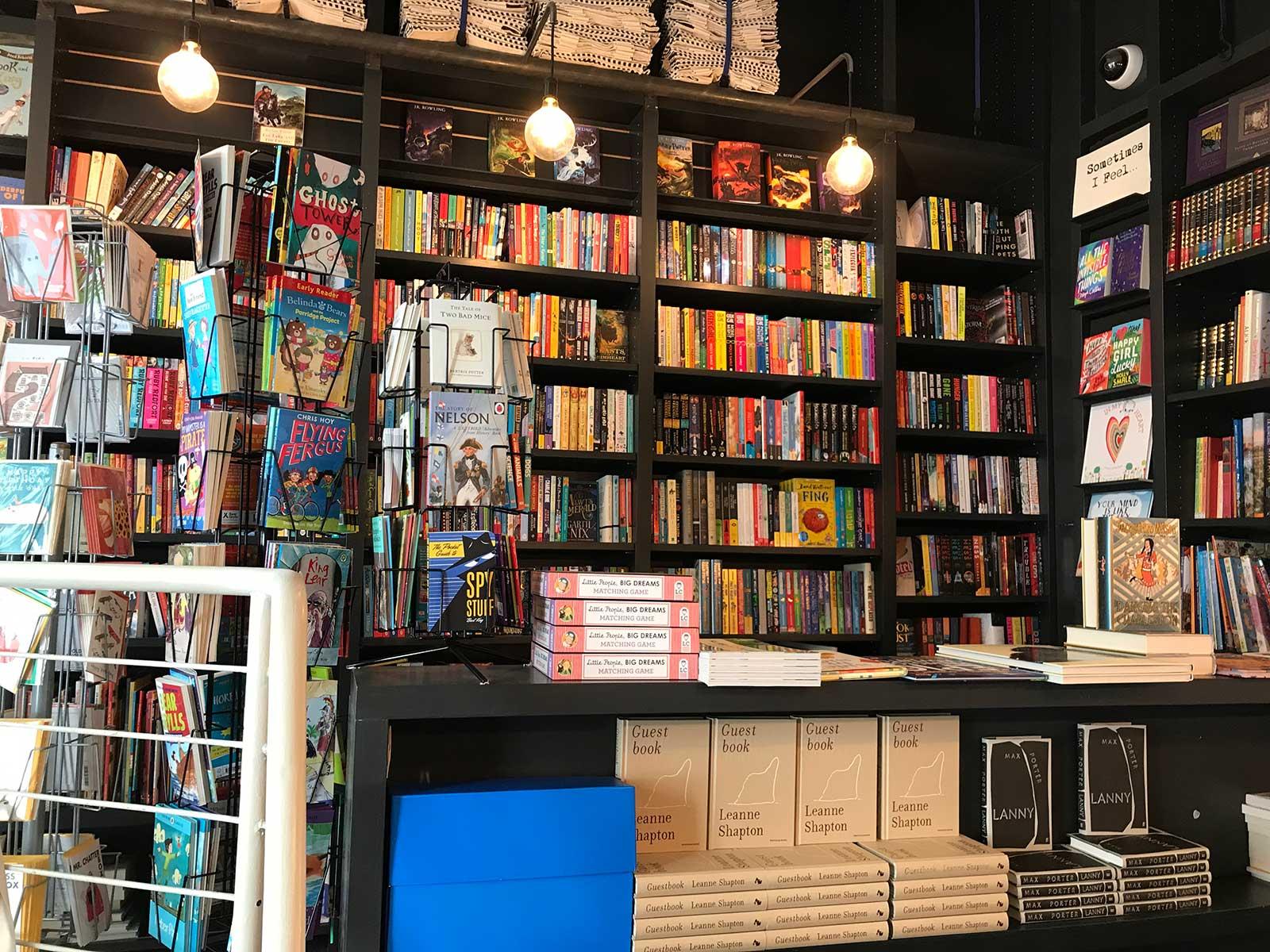 Lutyens and Rubinstein Bookshop