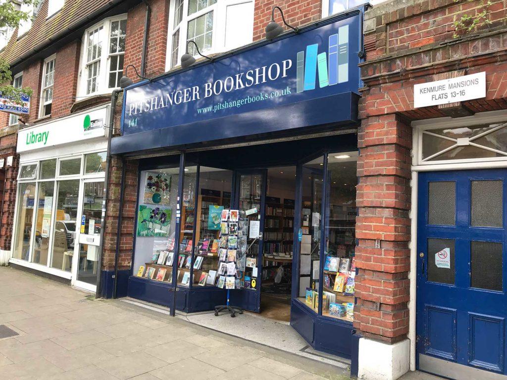 Pitshanger Bookshop