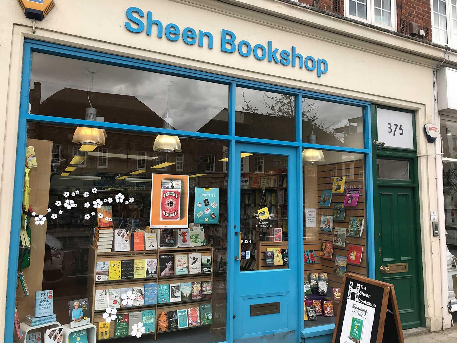 Sheen Bookshop