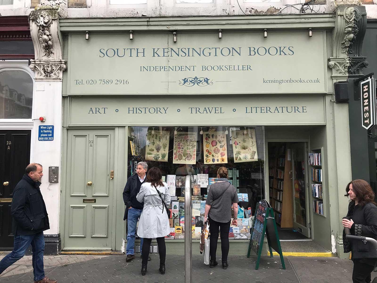 South Kensington Bookshop