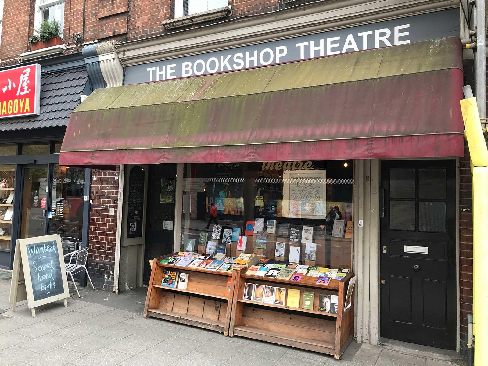 The Calder Bookshop and Theatre